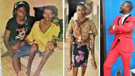 Miraculous transformation of man who was sick for 9 years but experienced special healing of God (photos)