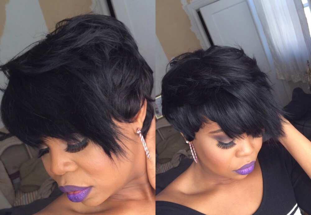 Nigerian Short Weavon Hairstyles Legit Ng