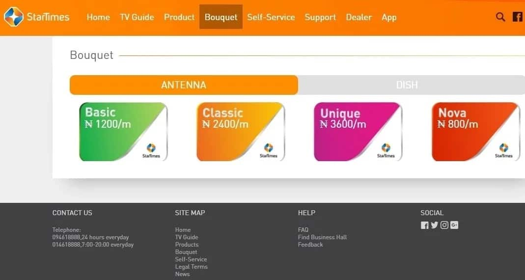 How to recharge Startimes with mobile phone? ▷ Legit ng
