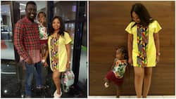 You are stupid - Famous Nigerian comedian fires back at man who complained about his wife's skimpy outfit (photos)