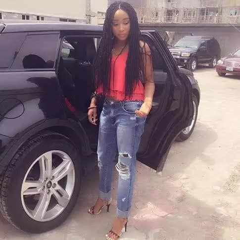 10 Nollywood Actresses And Their Range Rovers (PHOTOS)