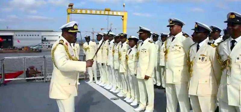 Rear Admiral Awwal Zubairu Gambo calls for border walls.