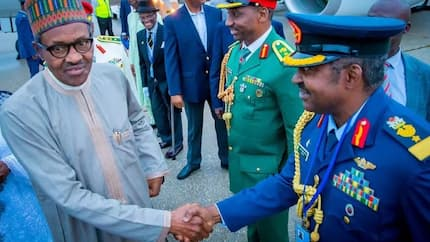 Buhari orders Armed Forces to protect Nigeria's democracy
