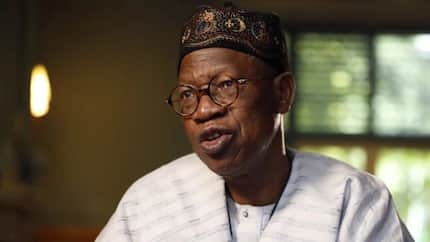Lai Mohammed speaks on alleged threat to Israel over Nnamdi Kanu