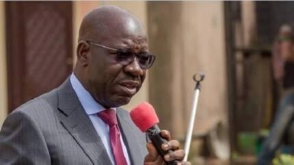 Obaseki reacts as thieves cart away landing equipment system at Benin Airport