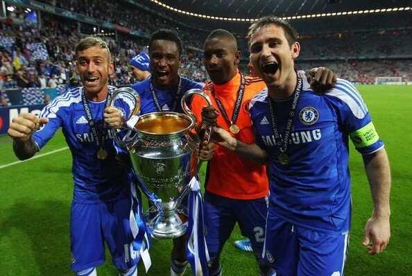 5 Nigerians who have won UEFA Champions League/Europa League trophy
