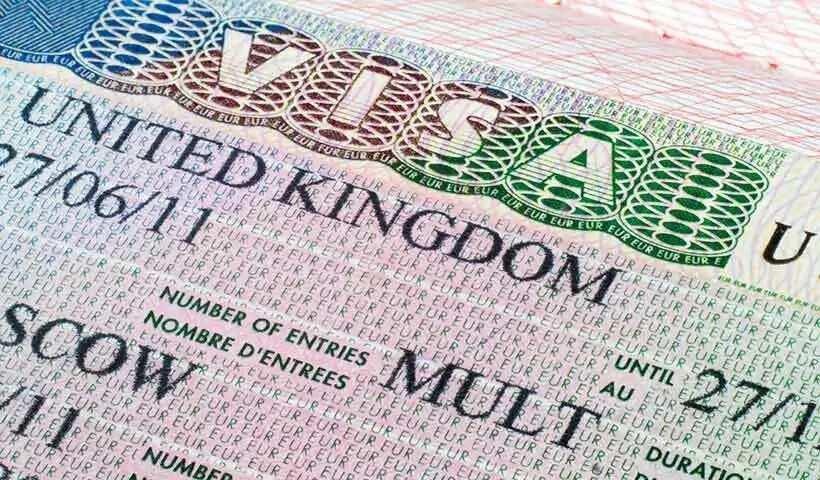How much is UK visa fee in Nigeria 2018?