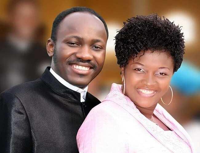 Apostle Johnson Suleman's wife