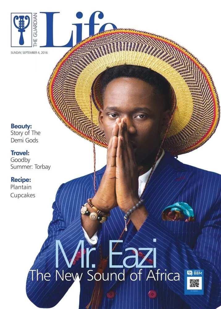 Mr Eazi Biography ▷ Legit ng