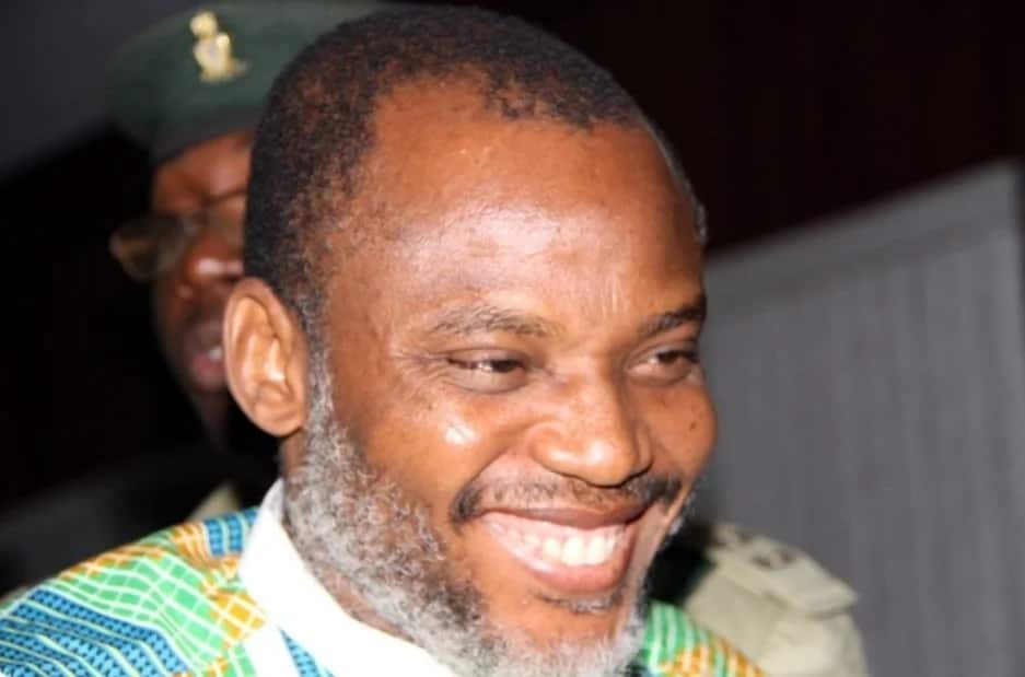 Kanu speaks from prison, sends message to Buhari