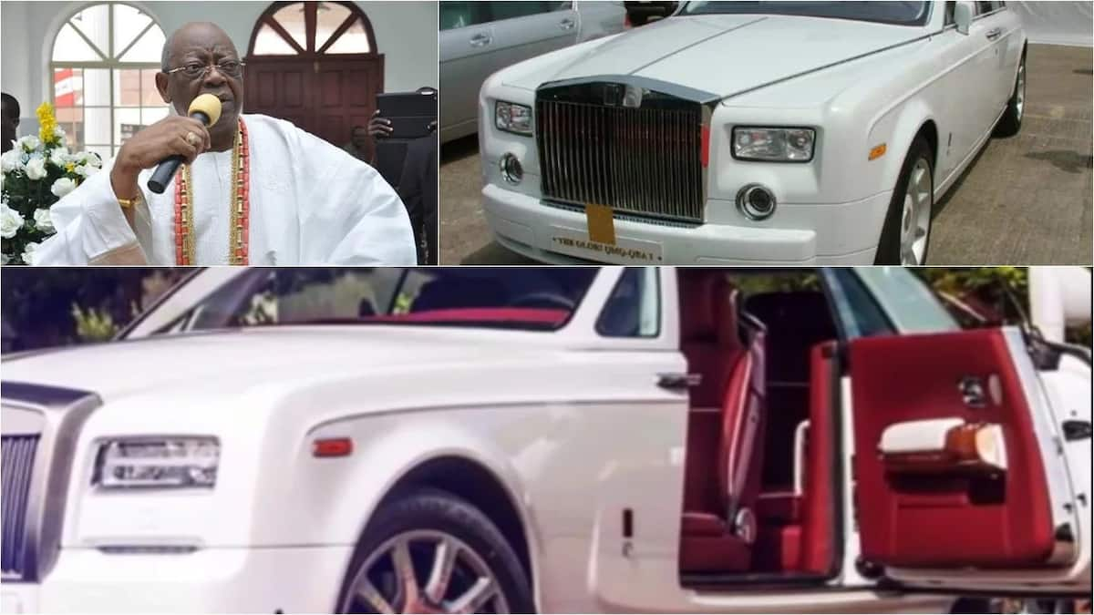 9 Nigerians With Rolls Royce This Man Has 11 Photos Video Legit Ng