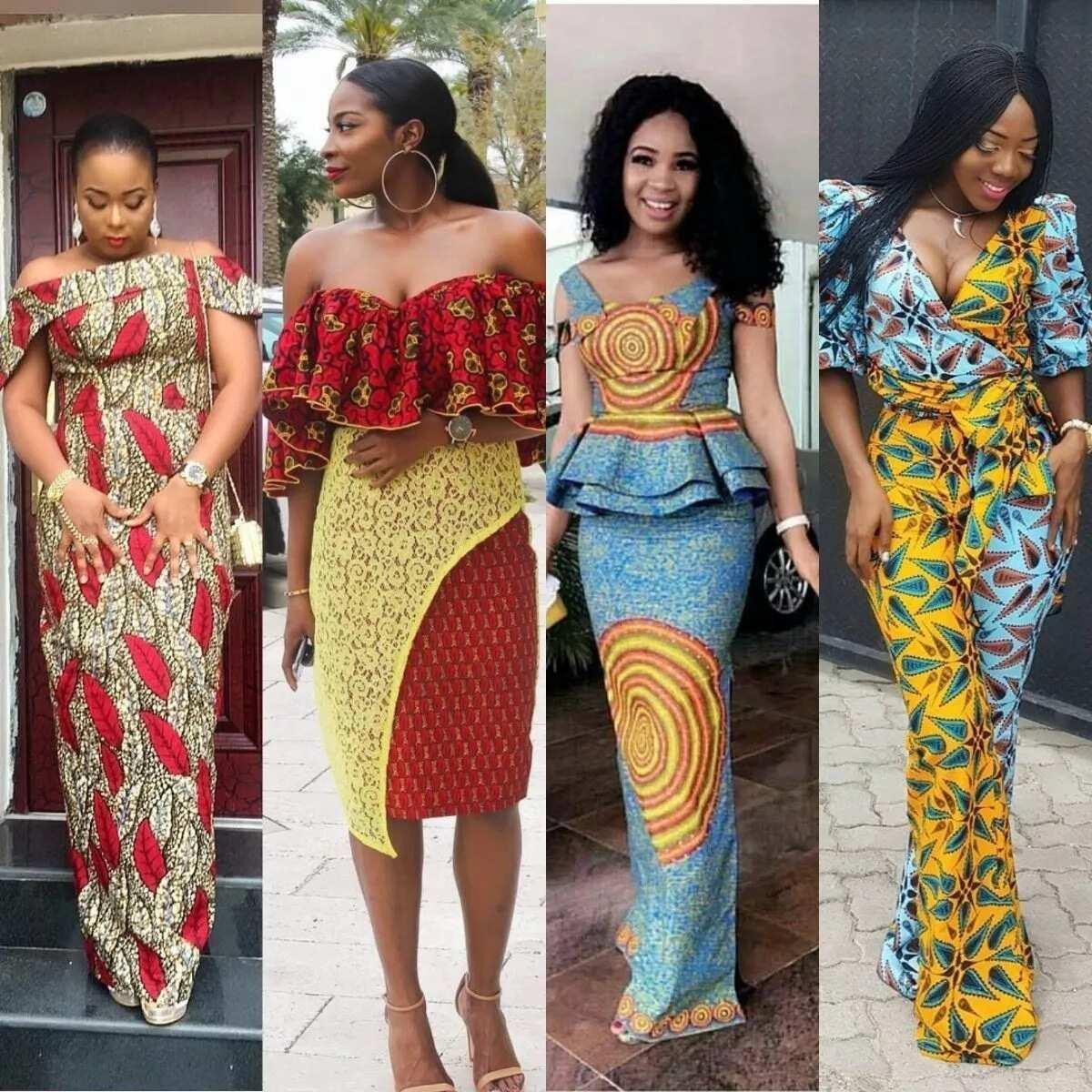 Ankara Styles Dresses