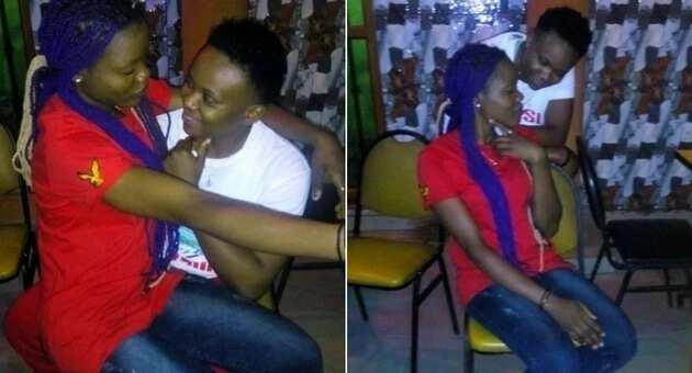 Nigerian Lesbian Couple Show Love As They Celebrate Their 2 Years Anniversary Photos  E2 96 B7 Legit Ng