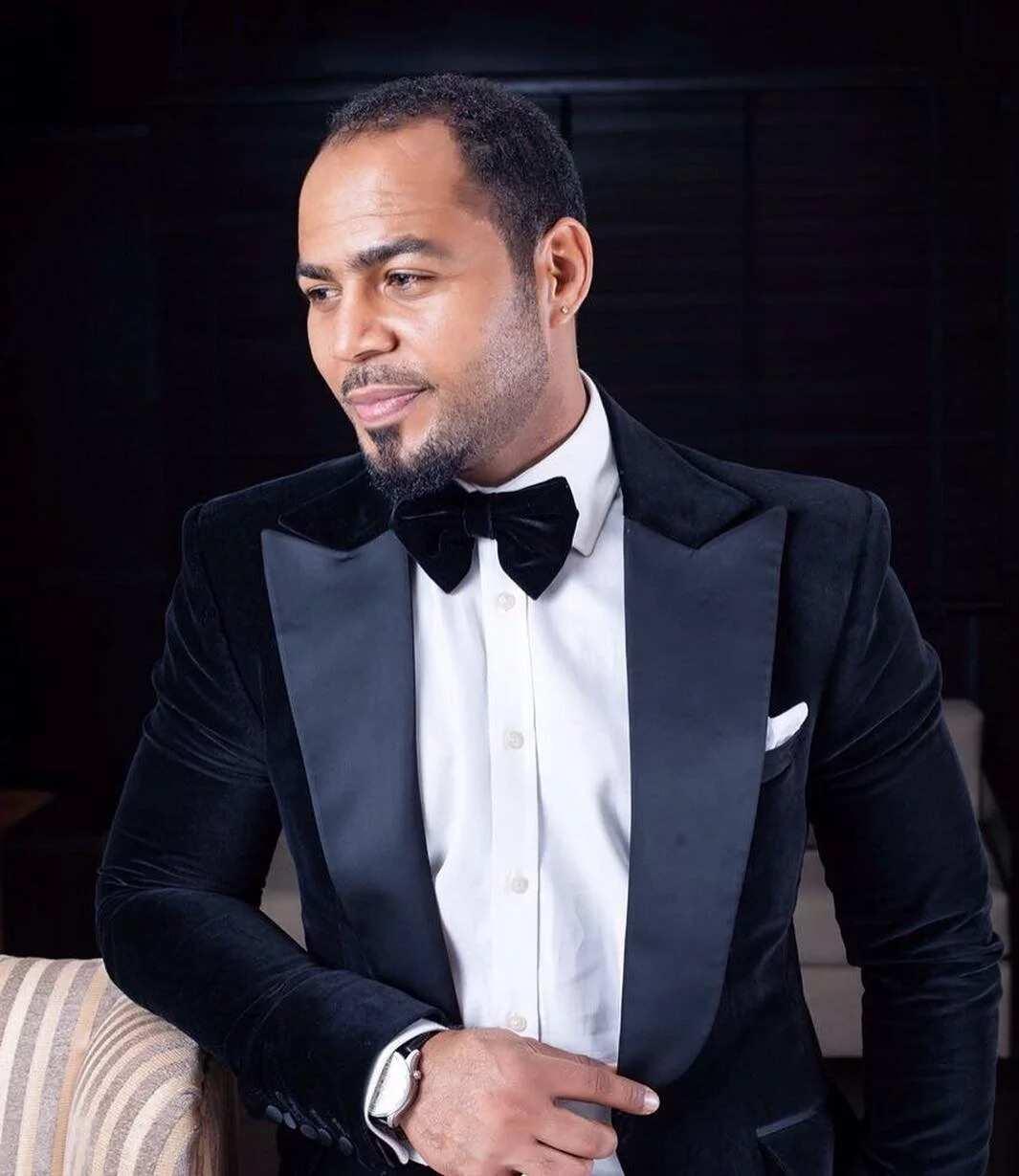 Ramsey Nouah suit