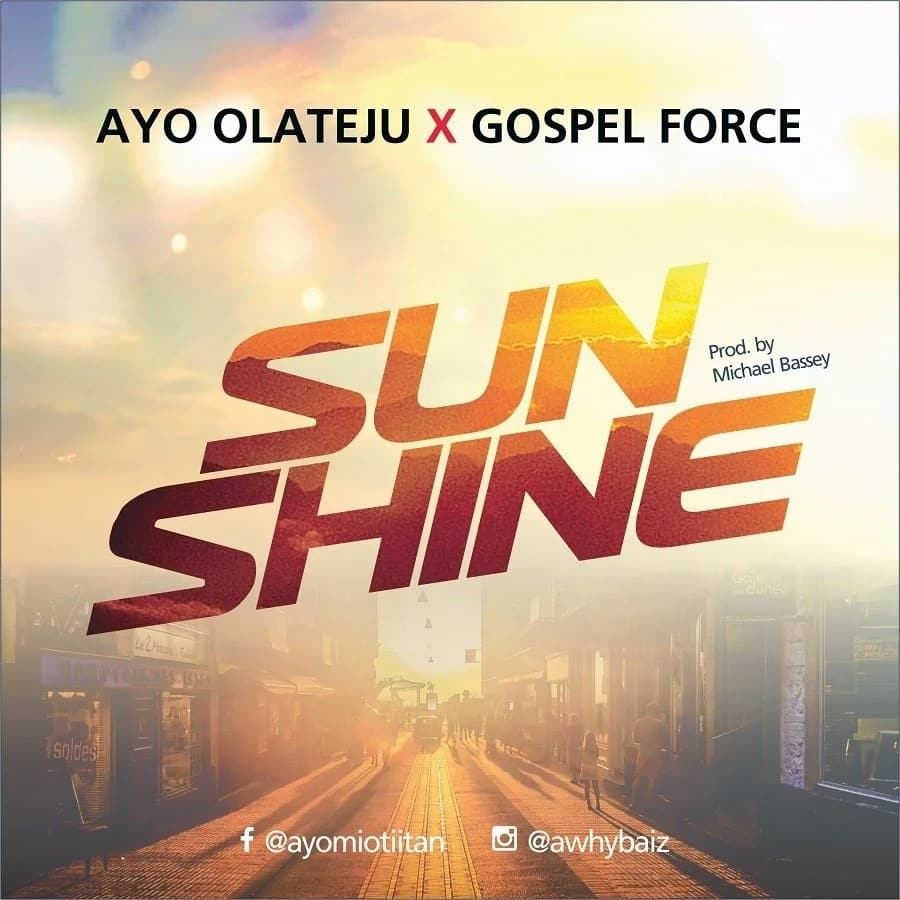 Sunshine by Ayo Olateju