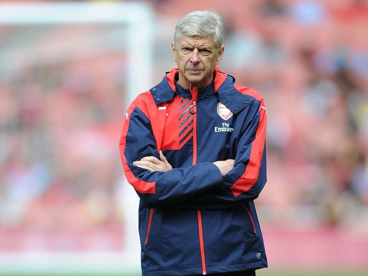 Wenger yayi bankwana da Arsenal a jiya