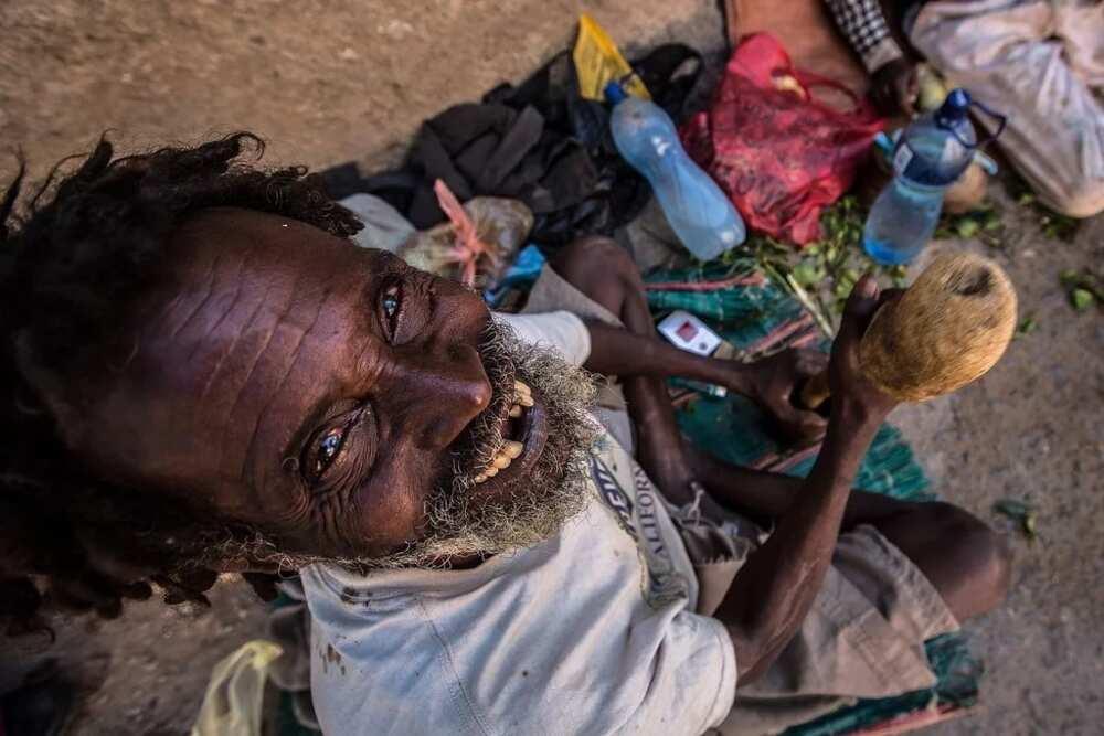 Top 10 poorest men in the world
