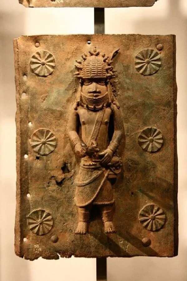 Stolen artifacts Britain returned to Nigeria