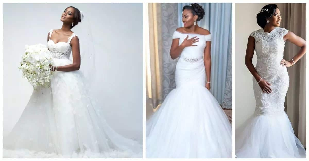 Wedding Dresses In Nigeria 2017