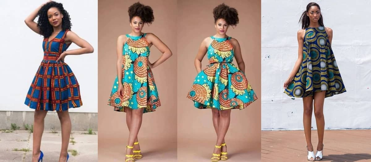 Latest Ankara Short Gown For 2018-2019 Legit.ng