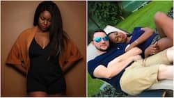 Yvonne Nelson's partner praises her with sweet words on Valentine's Day