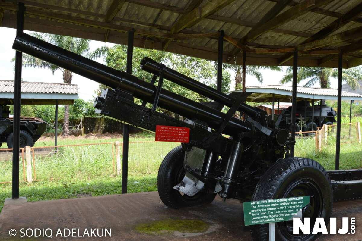 NAIJ EXCLUSIVE: How I operated Heavy Machine Gun during