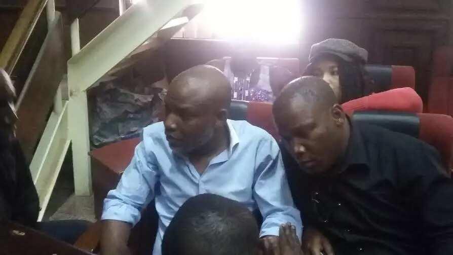 Nnamdi Kanu was raised by God to stop Buhari from Islamising Nigeria - IPOB
