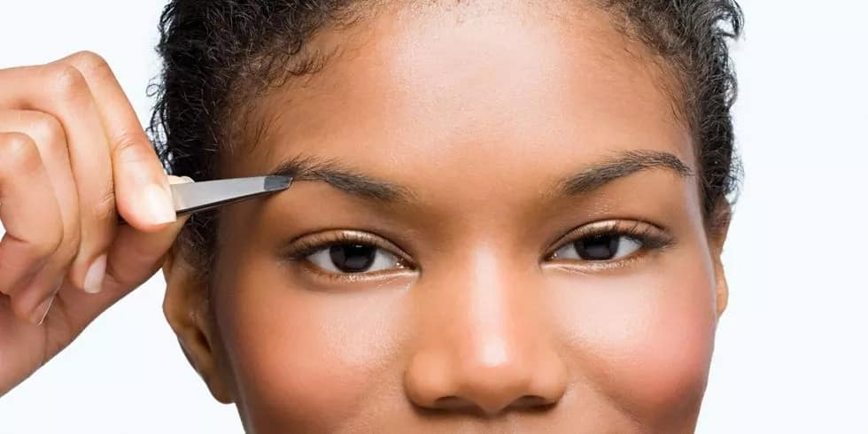 How to shave eyebrows step by step Legit.ng