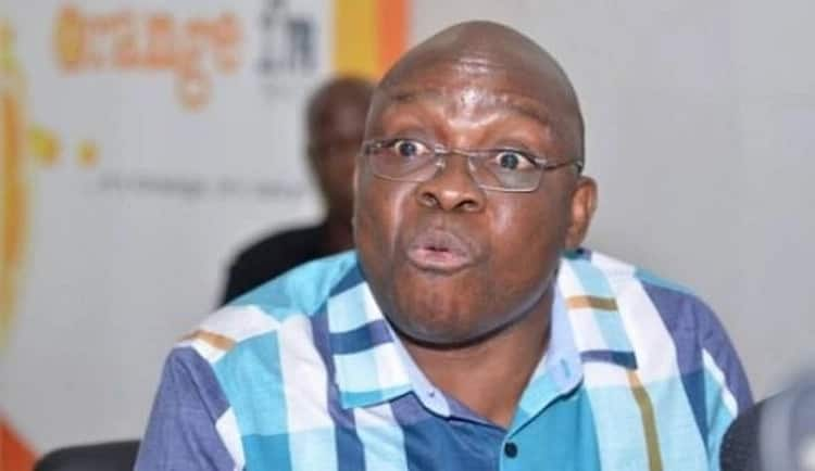 I witnessed cows taking over the Akure airport runway - Fayose