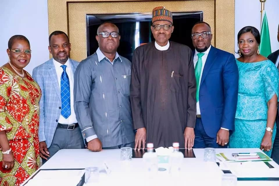 You are all making me proud - Buhari tells Nigerian professionals living in Netherlands