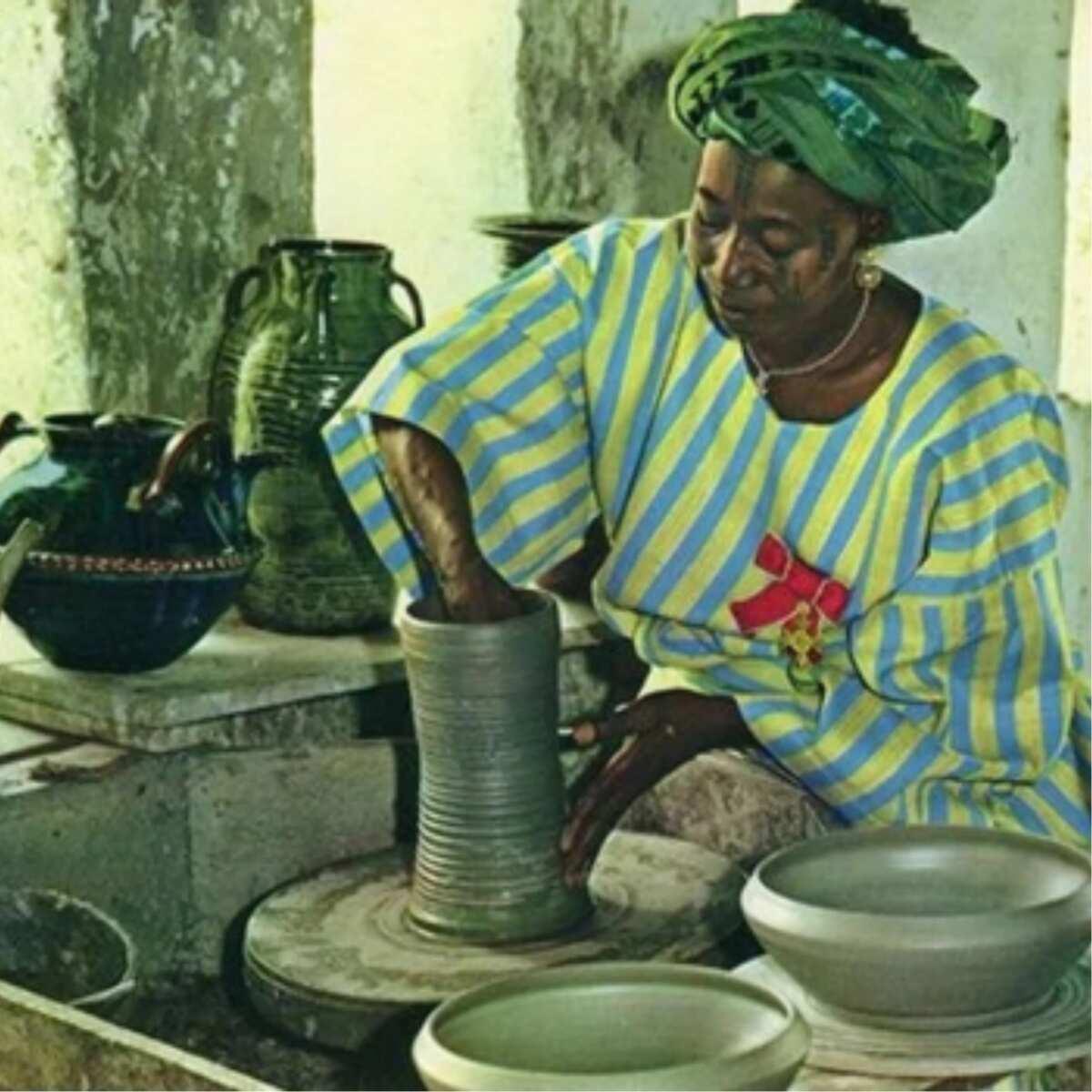 Meet Ladi Dosei Kwali, first Nigerian woman to be on a currency.