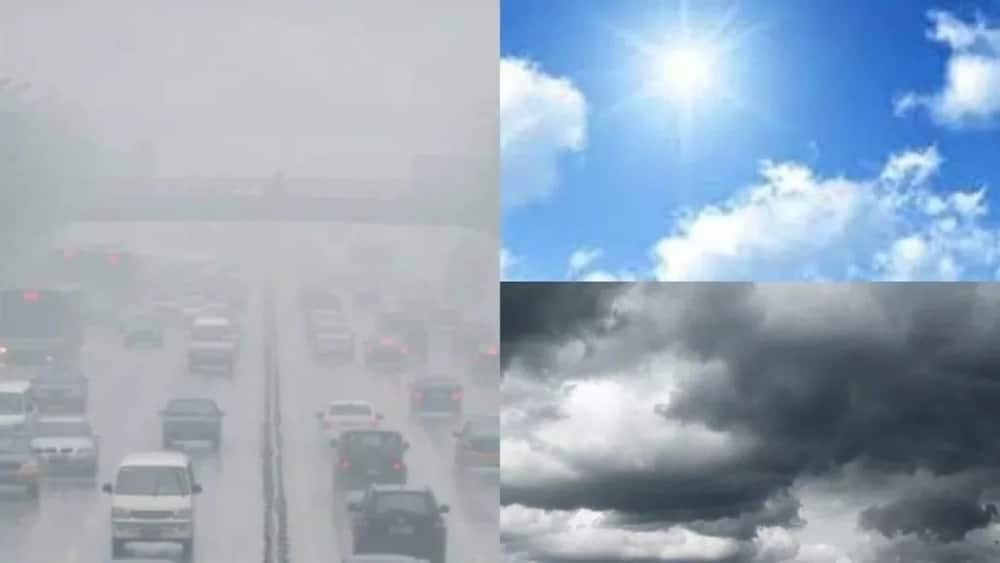 NiMet releases weather forecast for Monday, November 2 to 4