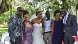 Did Yvonne Nelson and Chris Attoh really get married?