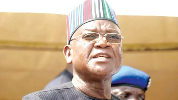 FG should be more concerned about human lives than welfare of cows - Governor Ortom