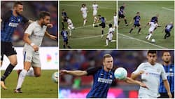 Inter Milan beat Chelsea despite 40-yard own-goal from midfielder Kondogbia