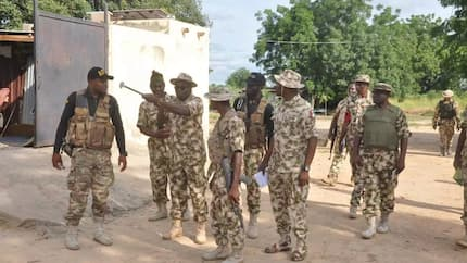 Breaking: Military discovers illegal security training camp in Taraba