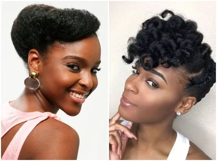 Protective Hairstyles For Short Natural Hair Legit