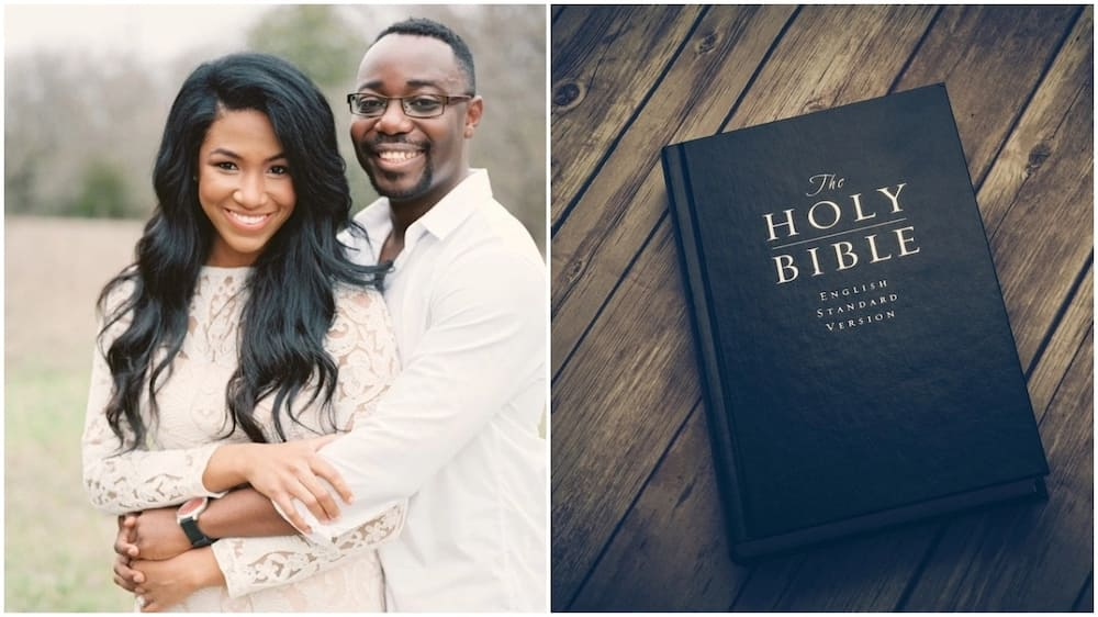 How to find true love according to the Bible