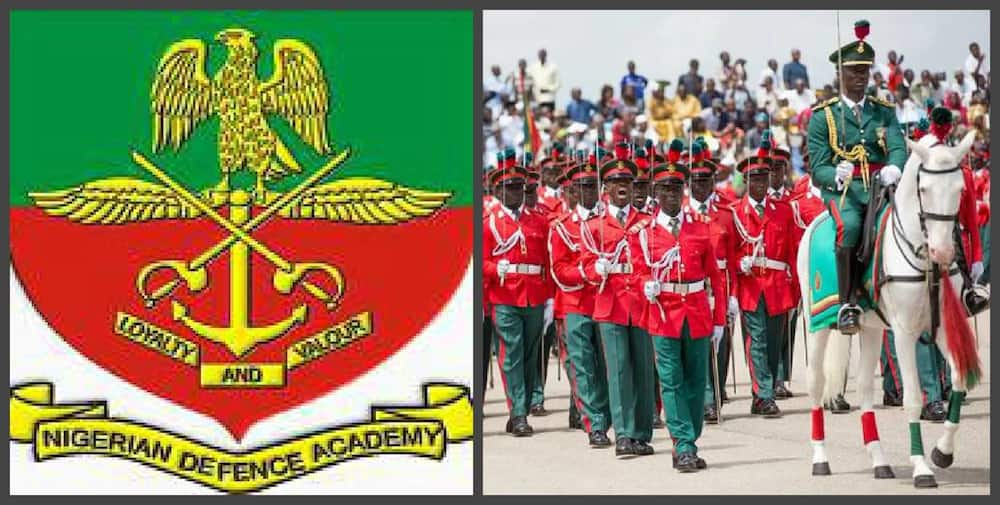 Nigerian Defence Academy Admission Requirements [Updated 2019