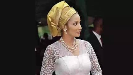 2019: Bianca Ojukwu is not an ordinary human being - Former governor warns other aspirants