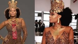 Here's how Nollywood actress Osas Ighodaro stole the show at a birthday party recently (photos)