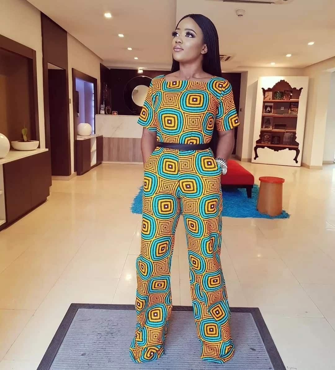 83ac34cbf71b Latest jumpsuit styles in 2018 ▷ Legit.ng
