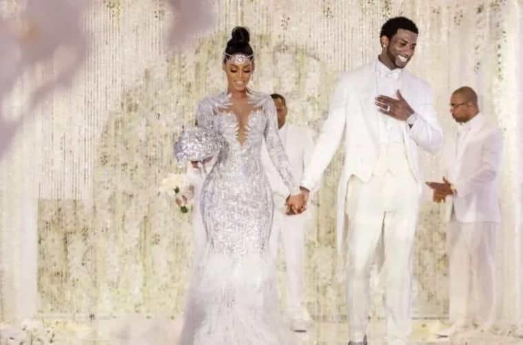 bedce6b01dd Gucci Mane is now officially married man - Amazing wedding