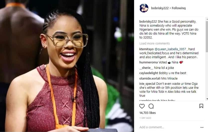 Nigerian celebs and the BBNaija 2018 housemates they support