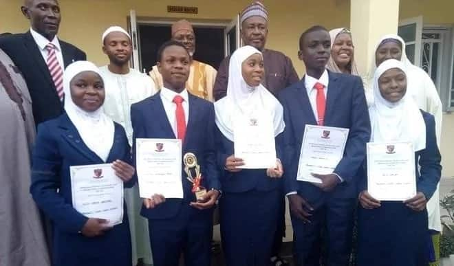 Bauchi students emerge best in debate competition in Singapore