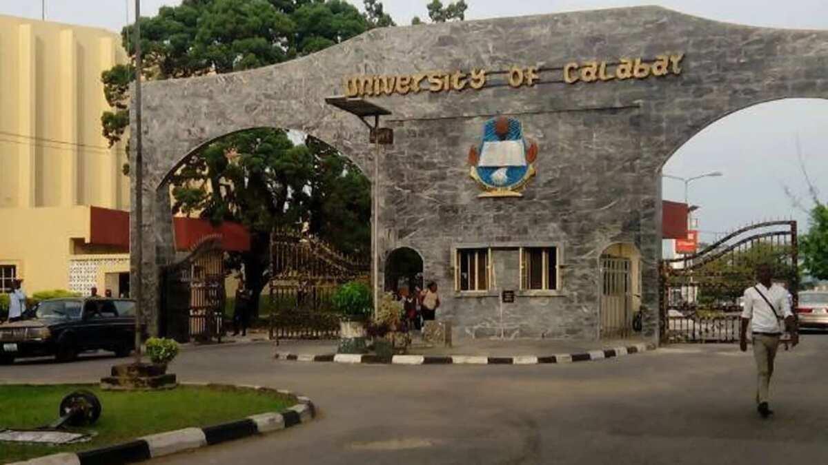 University of Calabar (UNICAL) courses