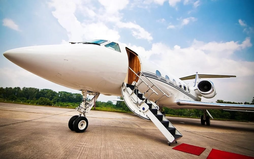 Nigerian musicians with private jets ▷ Legit ng