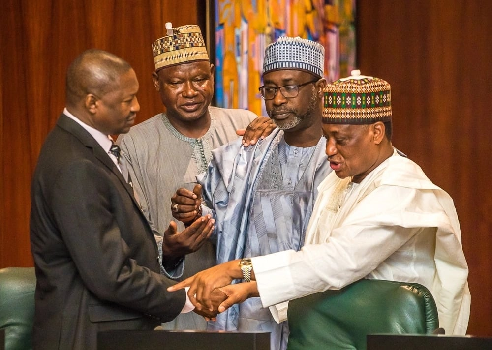 Large turnout at FEC meeting as Osinbajo's fear reportedly catches ministers