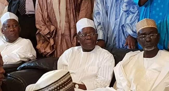 BREAKING: Shekarau finally defects from PDP to APC (photos)