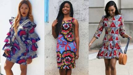 Bright and stylish casual ankara gowns you will like
